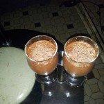 Mousse au chocolat sur lit de poires caramélisées dans Desserts 20121116_164101-150x150
